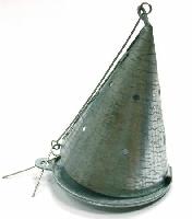 кормушка для зимней прикормки рыбы со льда