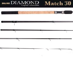 �������� ������� Salmo Diamond Match 30 3.90