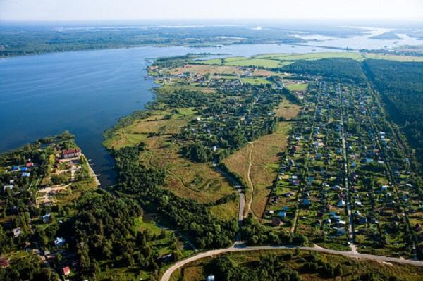 поселки Московское Море,